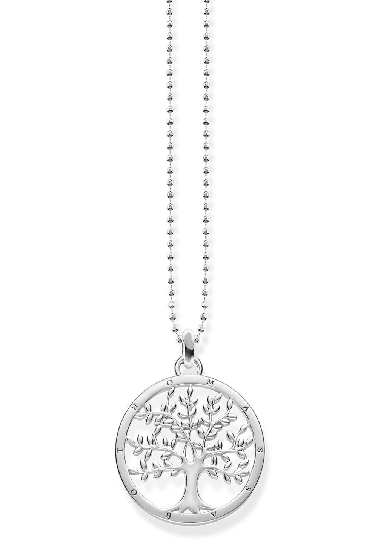 THOMAS SABO Kette mit Anhänger Tree of Love KE1660-001-21-L45v | Schmuck > Halsketten > Ketten mit Anhänger | Thomas Sabo