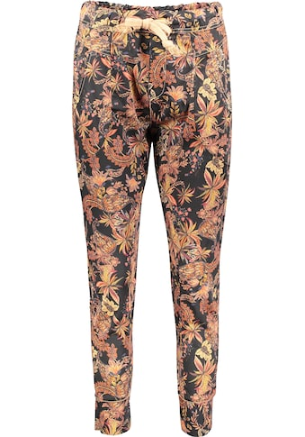 """Please Jeans Jogger Pants »P51G«, mit """"Indian Summer"""" Allover-Print kaufen"""