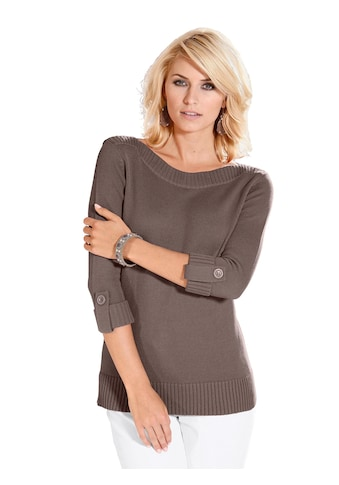 Casual Looks 3/4 Arm-Pullover »Pullover« kaufen