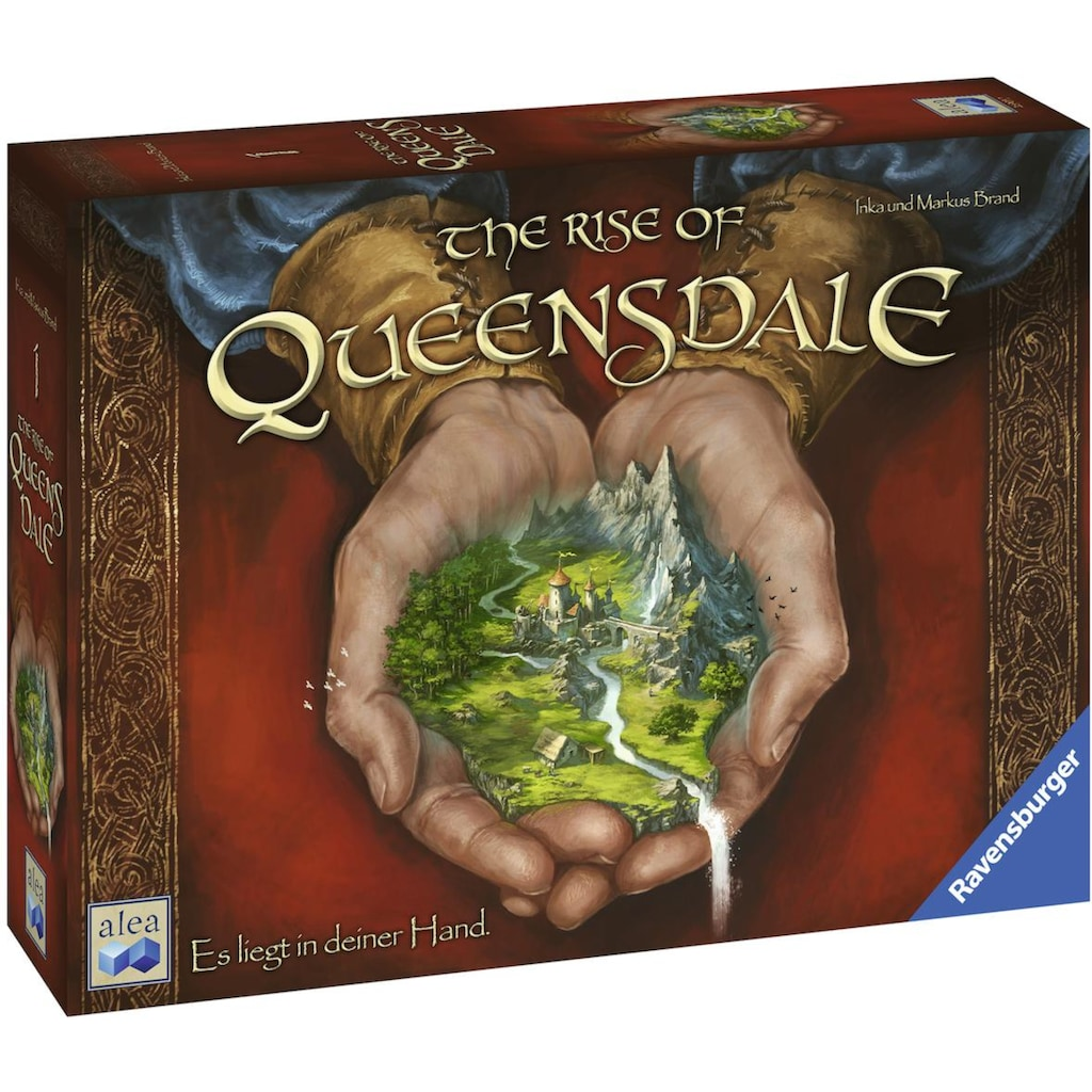 "Ravensburger Spiel, ""alea, The Rise of Queensdale"""