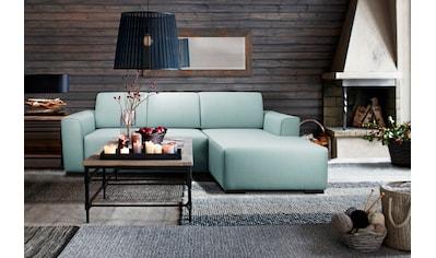 Places of Style Ecksofa »Dalvin«, inkl. Bettfunktion und Bettkasten kaufen