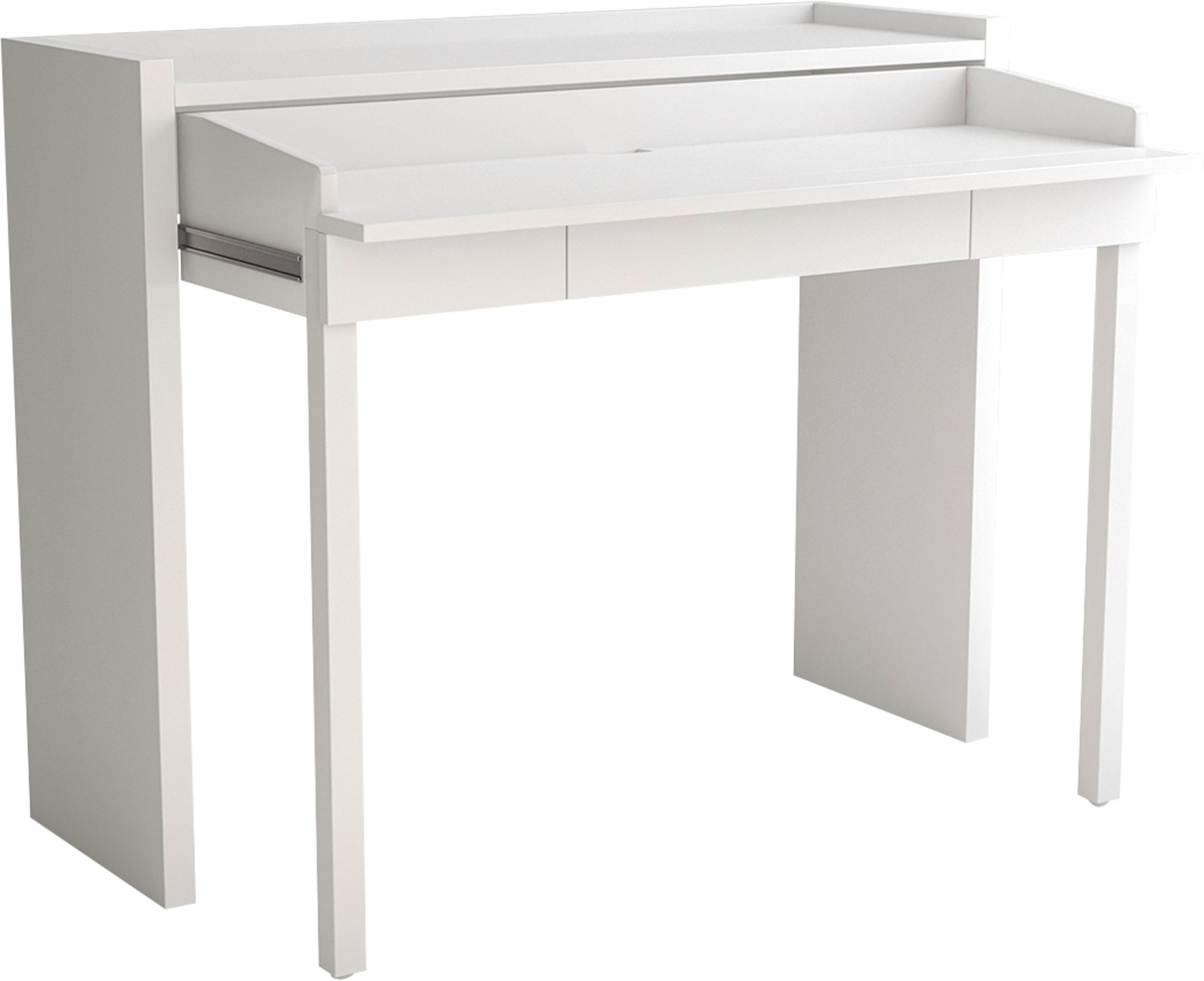Woodman Schreibtisch Jens im extravaganten Design