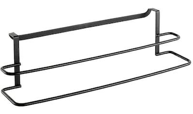 Metaltex Doppelhandtuchhalter »Galileo Lava«, exclusive TouchTherm® Beschichtung kaufen
