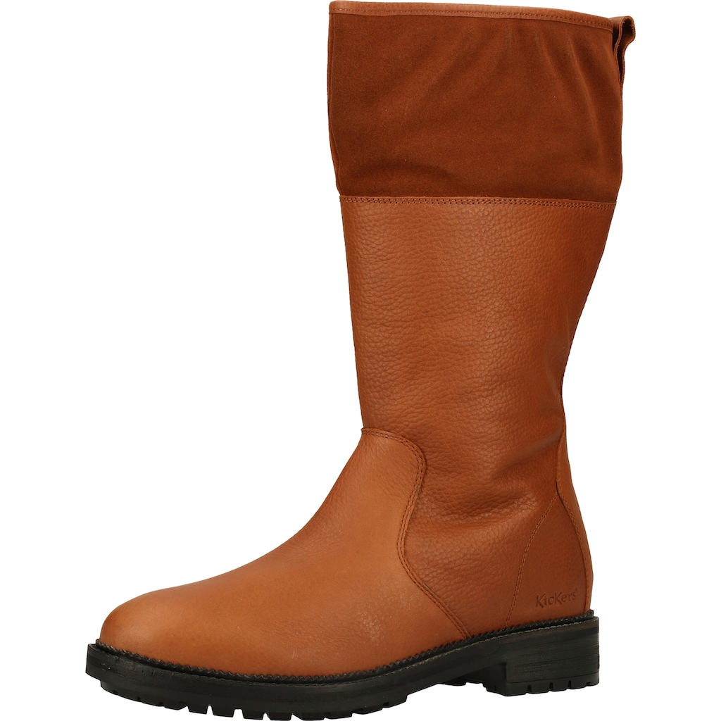 Kickers Stiefel »Leder«