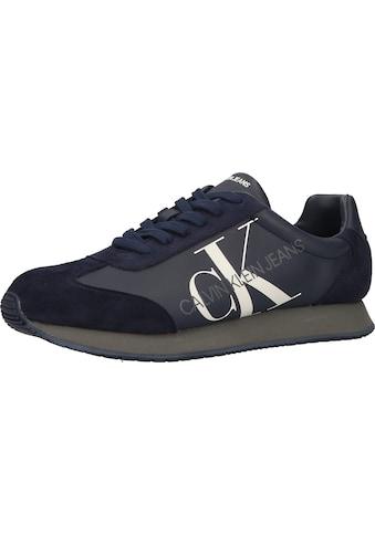 Calvin Klein Jeans Sneaker »Leder« kaufen
