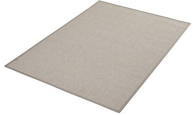 Dekowe Teppich »Naturino Prestige«, rechteckig, 10 mm Höhe, seitlich mit Bordüre eingefasst, Wunschmass, In- und Outdoor geeignet, Wohnzimmer kaufen