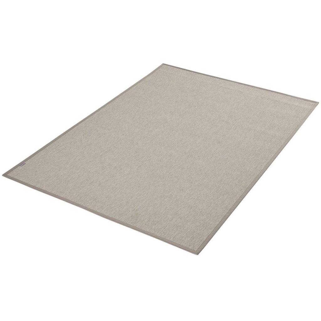 Dekowe Teppich »Naturino Prestige«, rechteckig, 10 mm Höhe, seitlich mit Bordüre eingefasst, Wunschmass, In- und Outdoor geeignet, Wohnzimmer