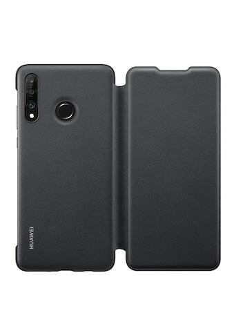 "Huawei Booklet Hülle Wallet Tasche Case f HUAWEI P30 lite (New Ed) »""Wallet Cover"" Schutzhülle« kaufen"