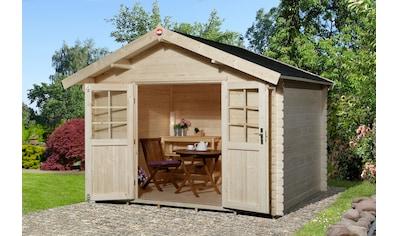 WEKA Gartenhaus »Jens Gr.3«, BxT: 333x360 cm kaufen