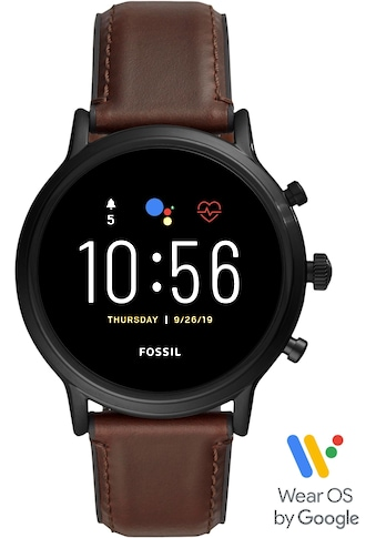 Fossil Smartwatches THE CARLYLE HR SMARTWATCH, FTW4026 Smartwatch kaufen