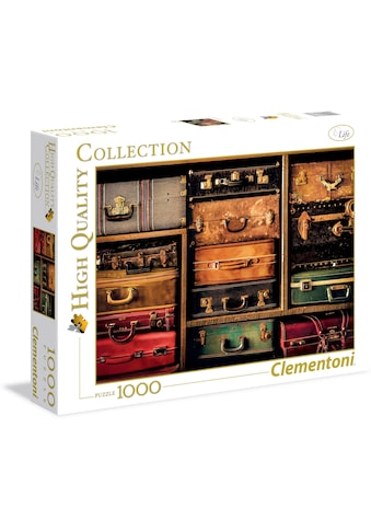 Clementoni® Puzzle »High Quality Collection - Reise«, Made in Europe kaufen