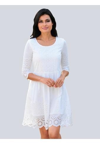 Alba Moda Strandkleid, mit Bogenspitze kaufen