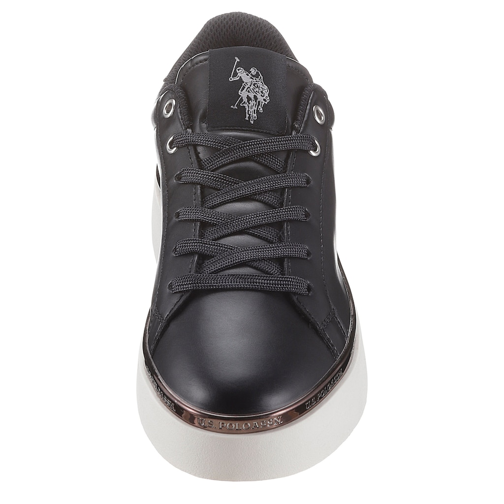 U.S. Polo Assn Sneaker »Lucy«, mit Plateausohle