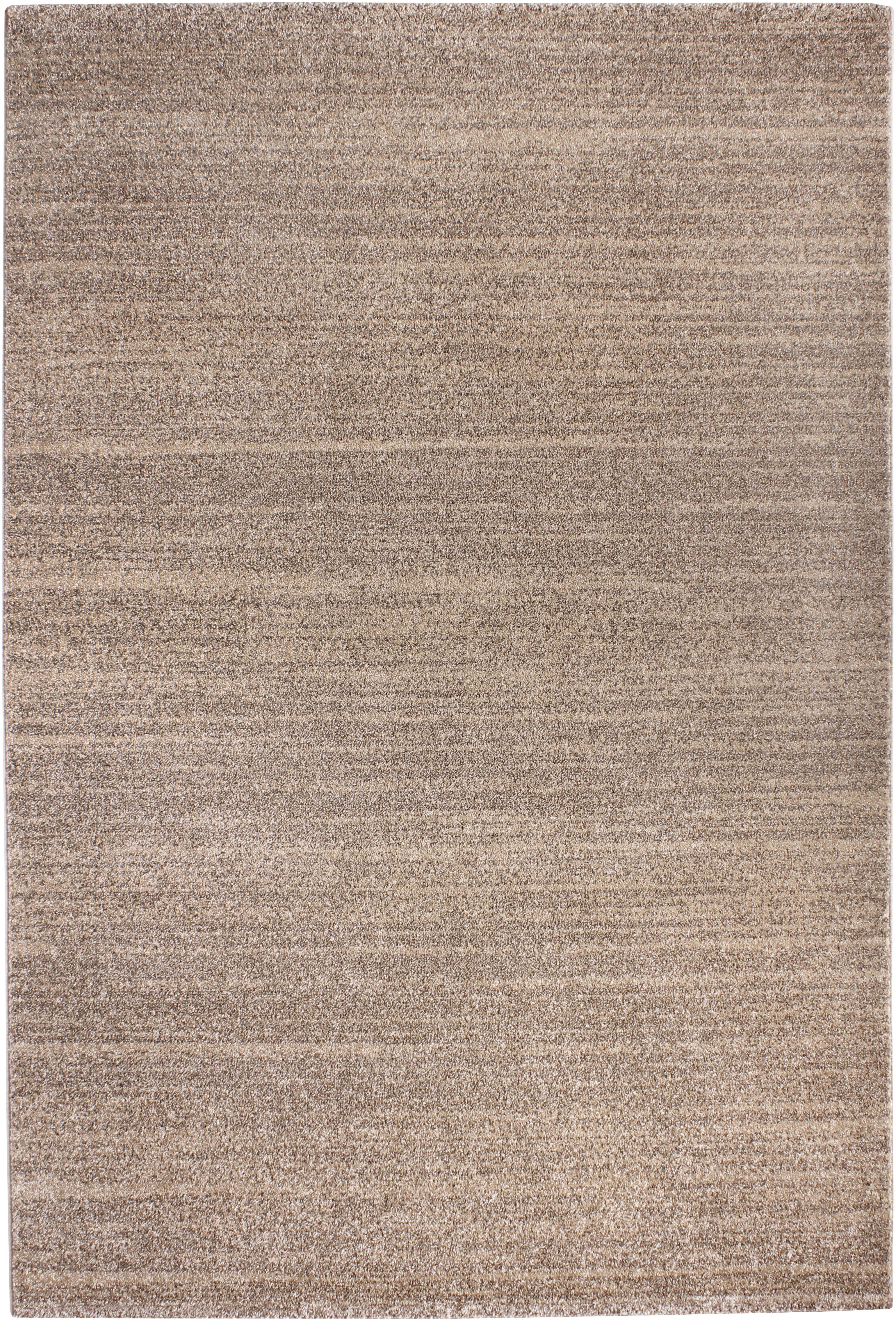 LUXOR living Teppich Monaco, rechteckig, 15 mm Höhe, Kurzflor braun Esszimmerteppiche Teppiche nach Räumen