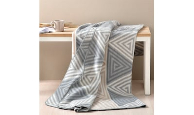 SEI Design Wohndecke »Elodie«, mit Muster kaufen