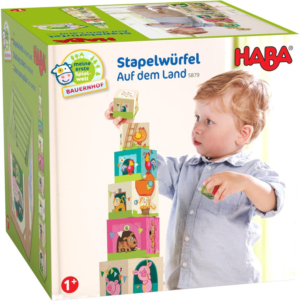 Haba Stapelspielzeug »Auf dem Land«, (10 tlg.)