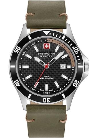 Swiss Military Hanowa Schweizer Uhr »FLAGSHIP RACER, 06-4161.2.04.007.14« kaufen
