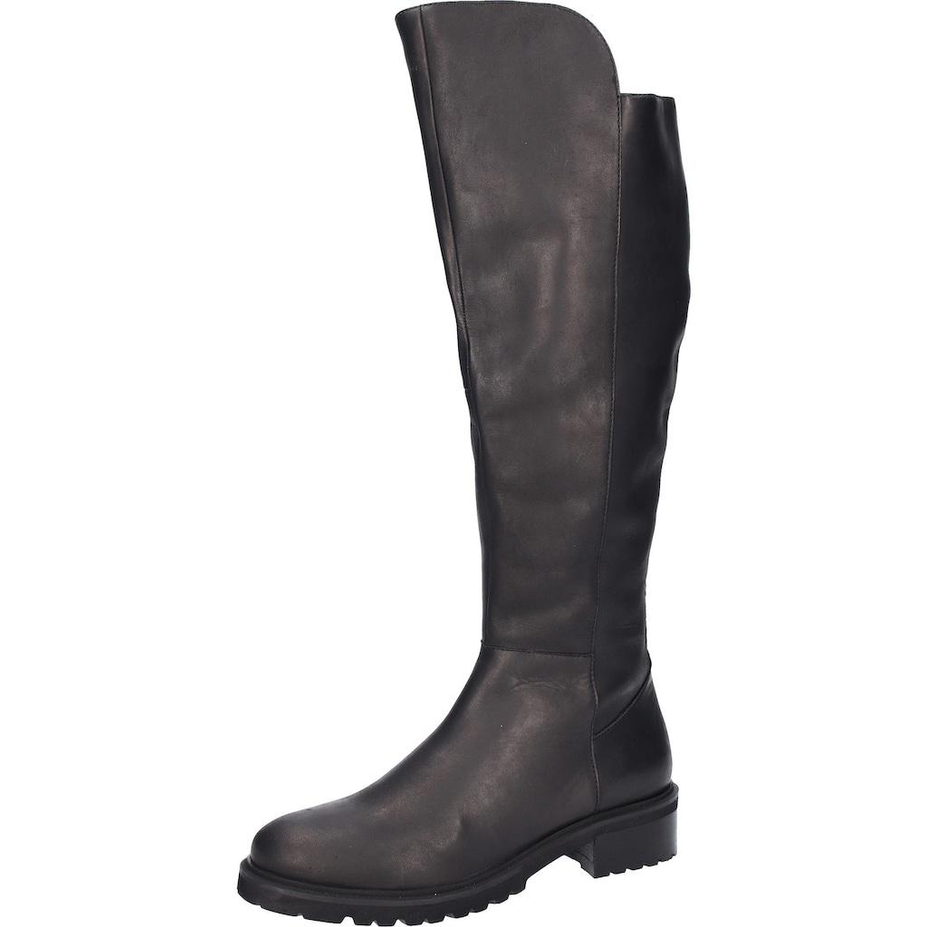 Spm Stiefel »Glattleder«