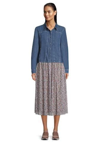Betty&Co Jeansbluse »langarm« kaufen