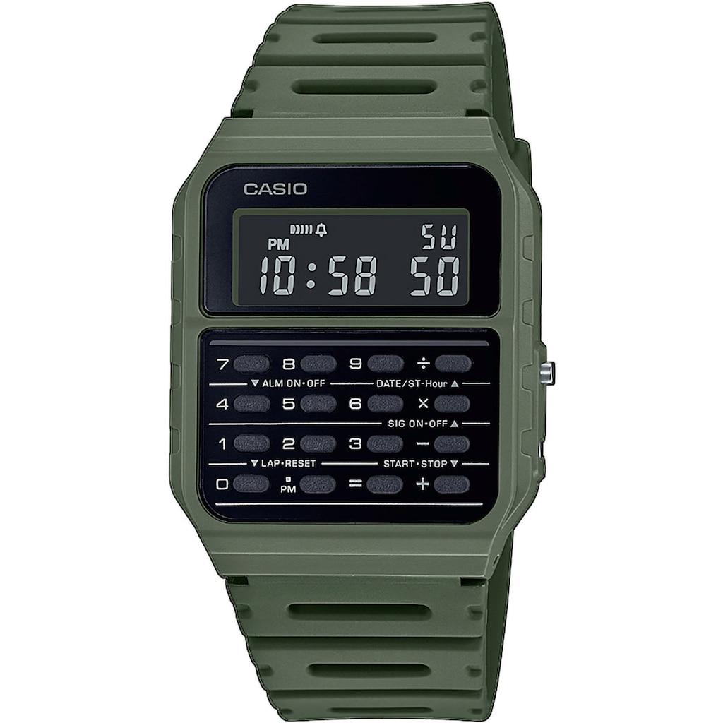 CASIO VINTAGE Chronograph »CA-53WF-3BEF«