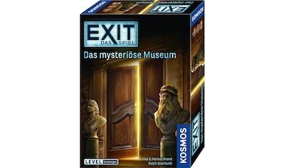 """Kosmos Spiel, """"EXIT  -  Das mysteriöse Museum"""" kaufen"""