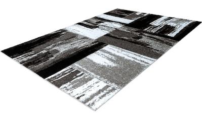 calo-deluxe Teppich »Astro 300«, rechteckig, 14 mm Höhe, Kurzflor, Wohnzimmer kaufen