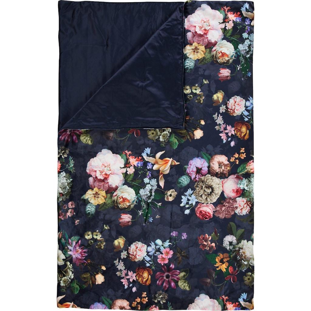 Essenza Tagesdecke »Fleur«, im tollen Blumendesign