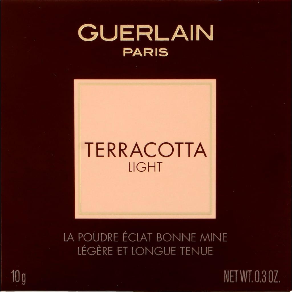 """GUERLAIN Bronzer-Puder """"Terracotta Light Powder"""""""