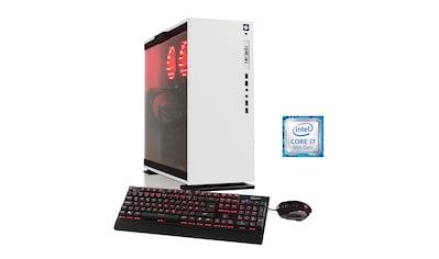 Hyrican Intel i7 - 9700K, 16GB, SSD + HDD, GeForce RTX 2080 »Elegance 6109 Wasserkühlung« kaufen