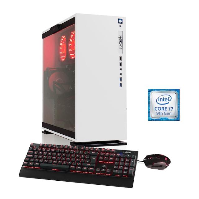 Hyrican Intel i7-9700K, 16GB, SSD + HDD, GeForce RTX 2080 »Elegance 6109 Wasserkühlung«