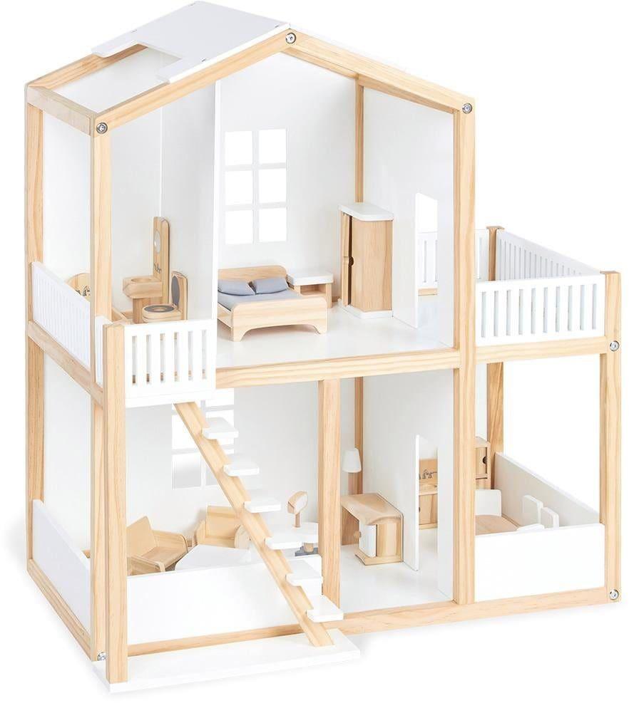 "Pinolino Puppenhaus ""Ida"" Kindermode/Spielzeug/Puppen/Puppenhaus"
