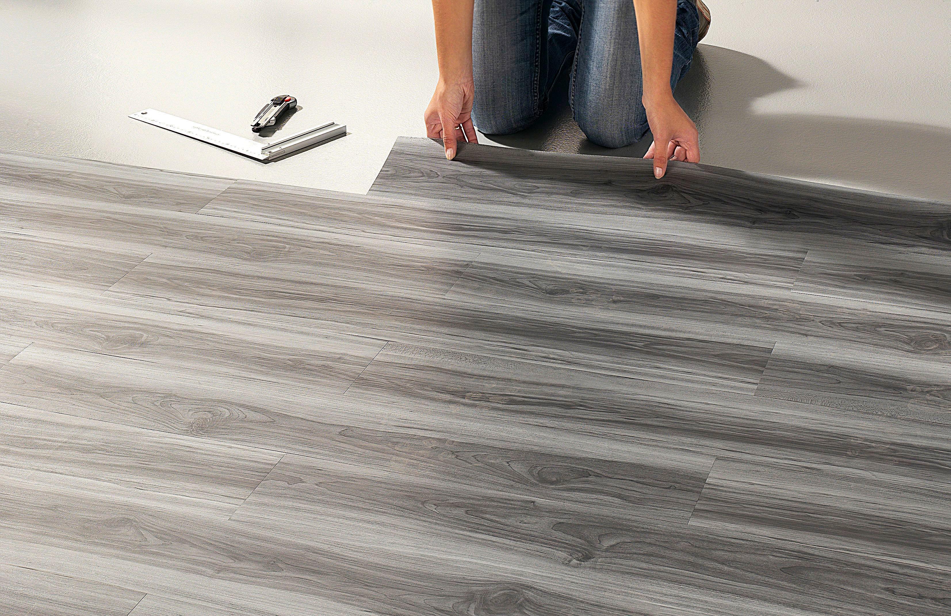 sparset pvc boden pvc planke 30 st ck 4 18 m selbstklebend kaufen baur