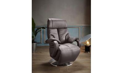 Places of Style TV-Sessel »Gisborne«, in Größe L, wahlweise mit Motor und Aufstehhilfe kaufen