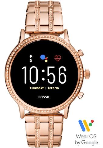 Fossil Smartwatches JULIANNA HR SMARTWATCH, FTW6035 Smartwatch ( 1.28 Zoll, Wear OS by Google) kaufen
