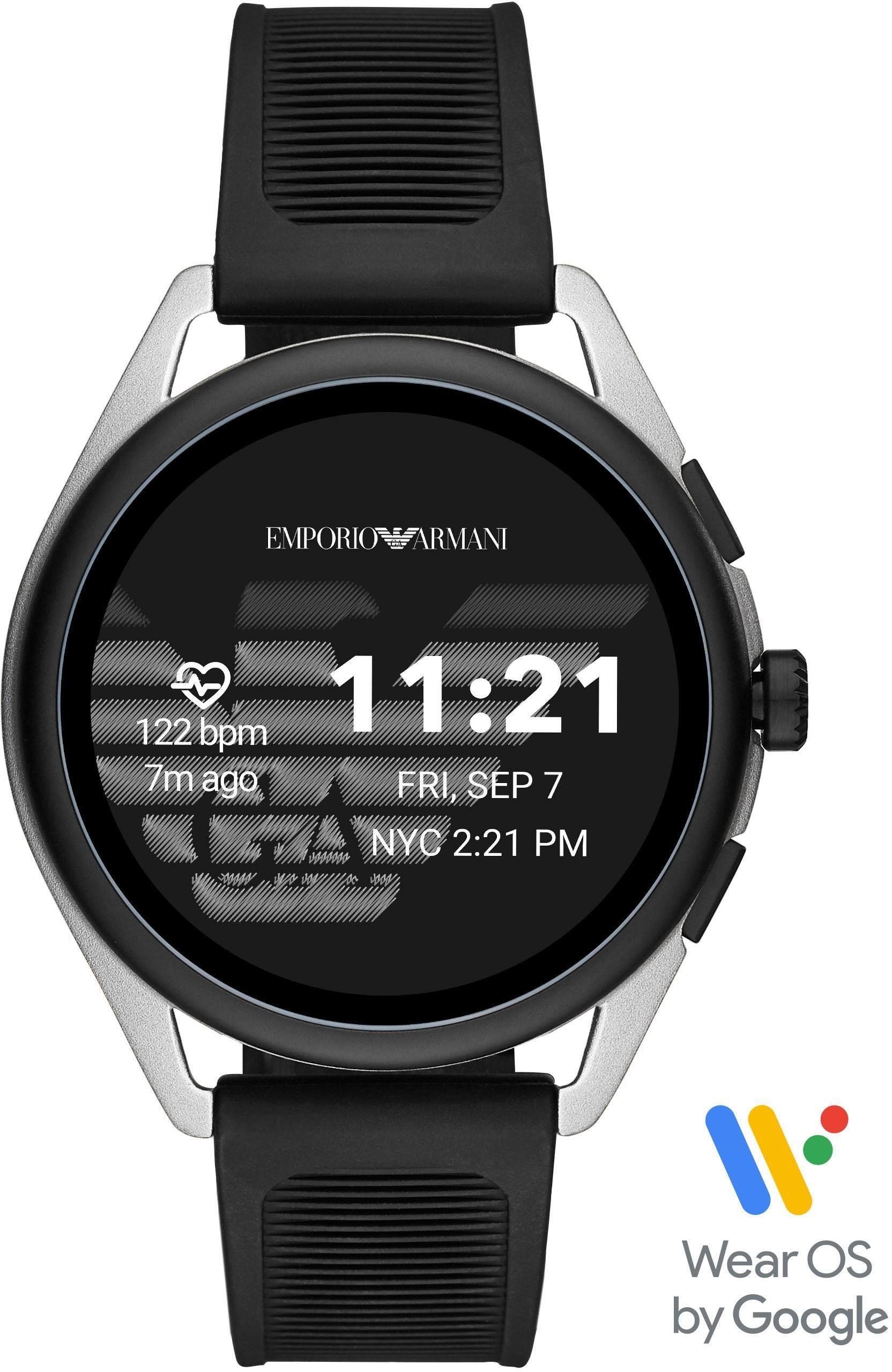 EMPORIO ARMANI CONNECTED ART5021 Smartwatch   Uhren > Smartwatches   Emporio Armani Connected