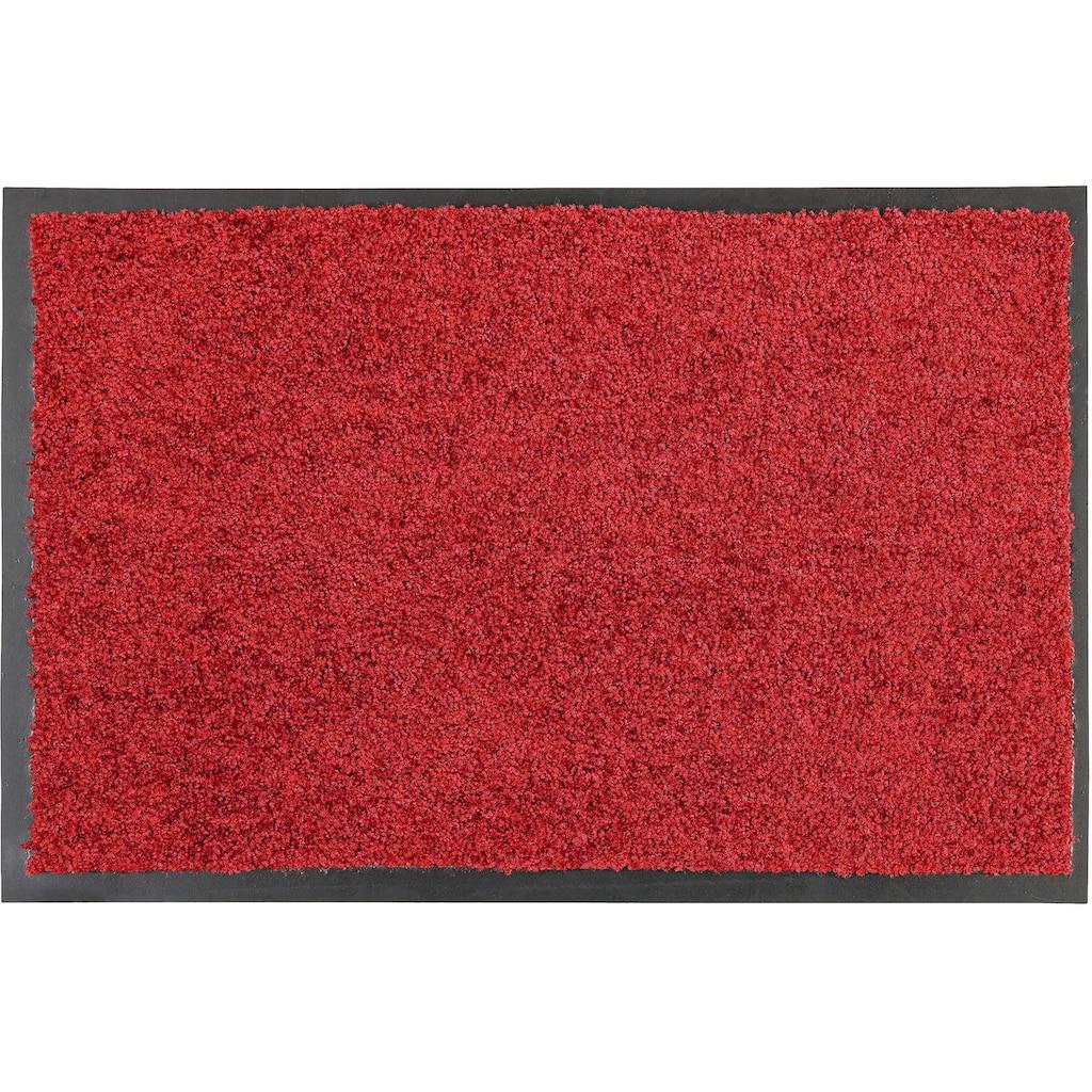 ASTRA Fußmatte »Proper Tex 618«, rechteckig, 9 mm Höhe, Fussabstreifer, Fussabtreter, Schmutzfangläufer, Schmutzfangmatte, Schmutzfangteppich, Schmutzmatte, Türmatte, Türvorleger, In -und Outdoor geeignet