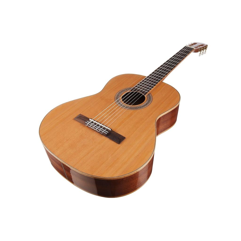 Konzertgitarre »Konzertgitarrenset 3/4 Jose Ribera®«, 3/4, Komplettset