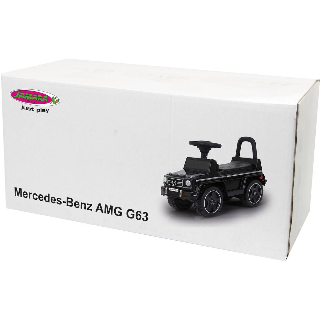 Jamara Rutscherauto »JAMARA KIDS Mercedes-Benz AMG G63, schwarz«