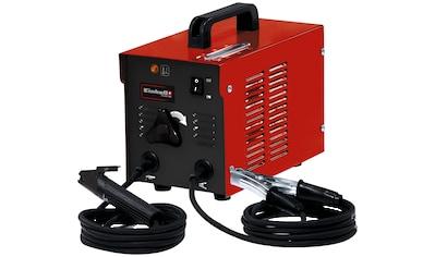 EINHELL Elektroschweißgerät »TC - EW 150«, 40 - 80 A kaufen