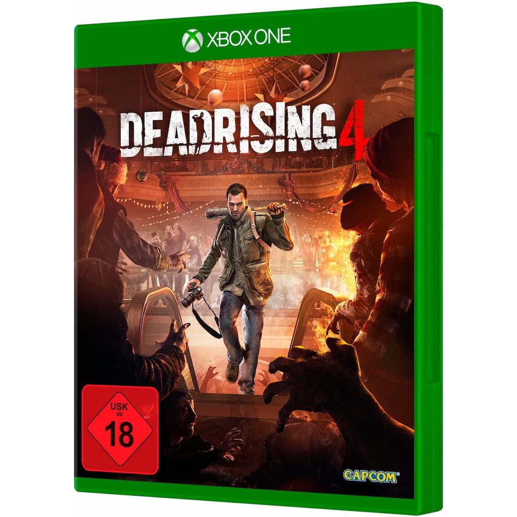 Xbox One Spiel »Dead Rising 4«