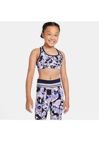 Nike Sport-Bustier »GIRLS PRINTED REVERSIBLE BRA« kaufen
