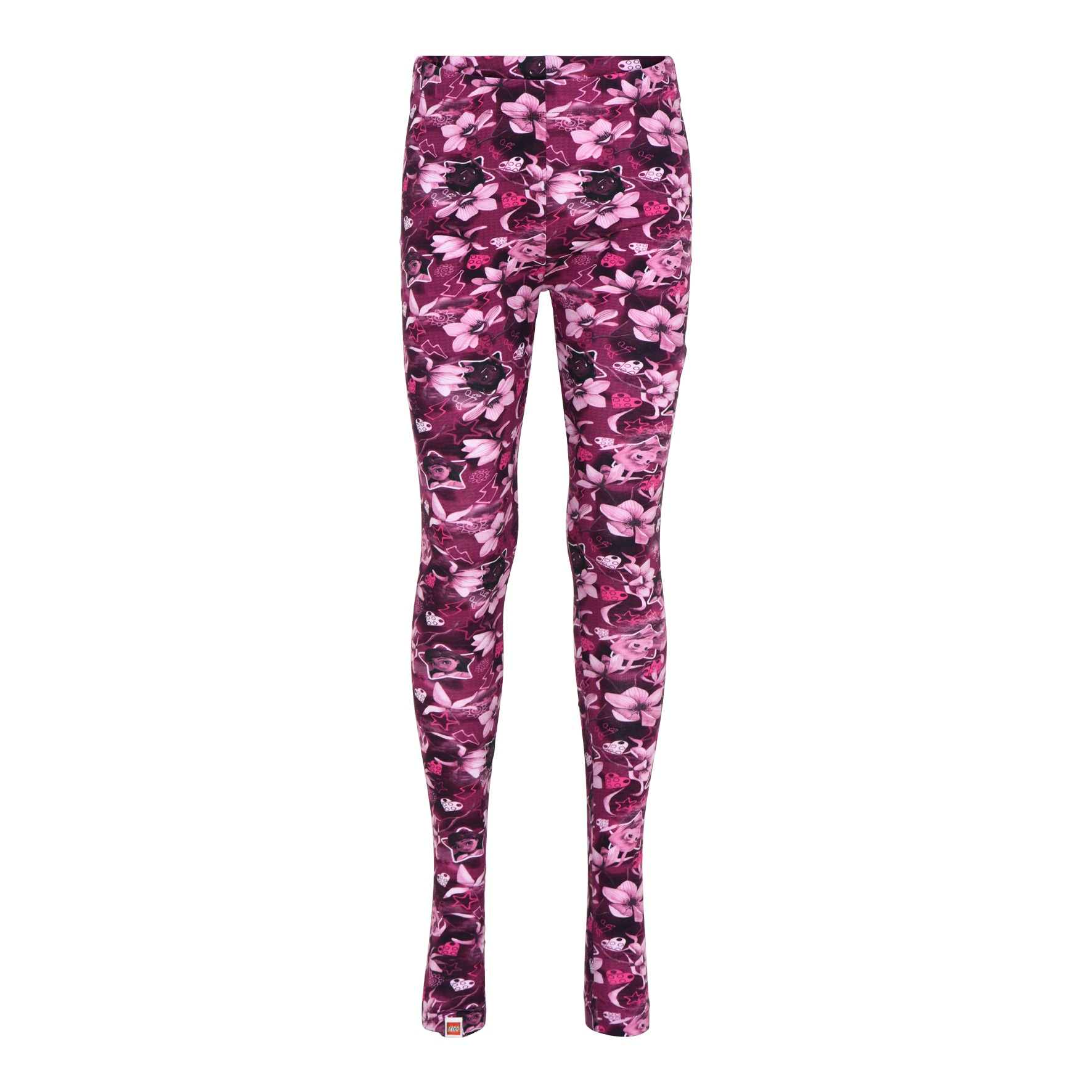 LEGO Wear Leggings M-22911 rosa Mädchen Hosen Mädchenkleidung