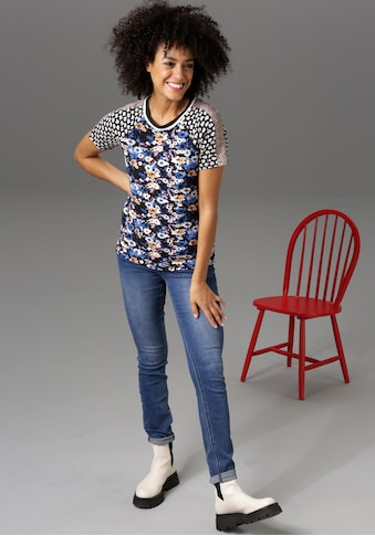 Aniston CASUAL Slim-fit-Jeans, regular waist - NEUE KOLLEKTION kaufen