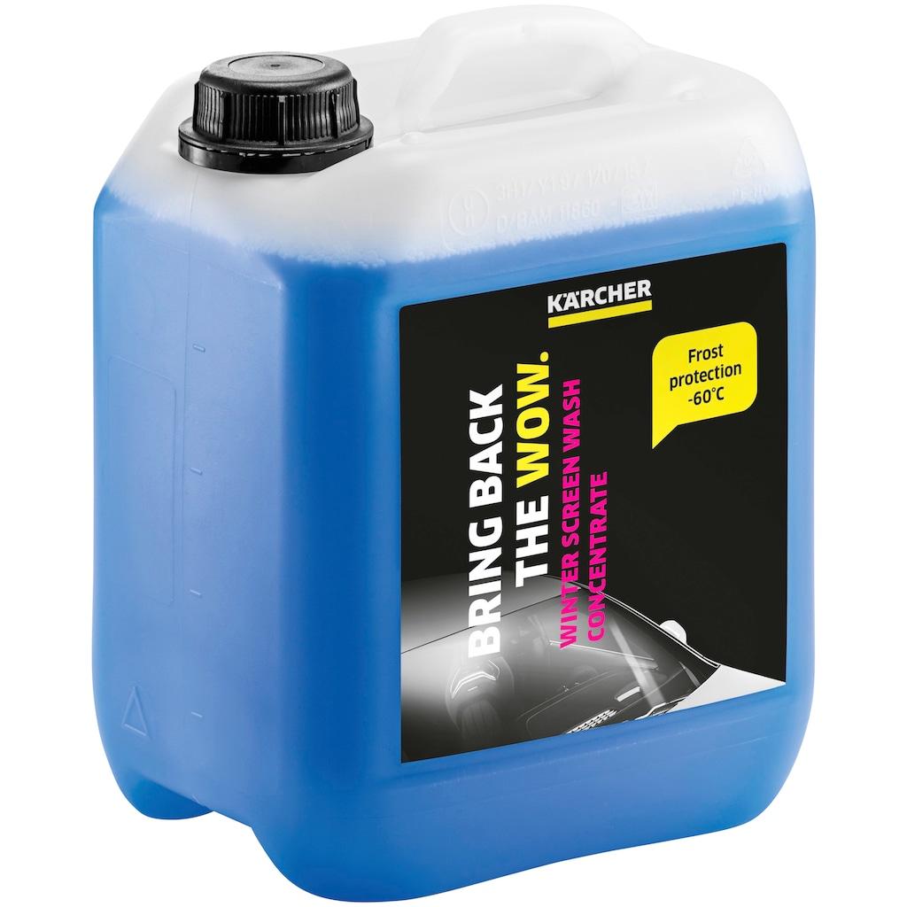 KÄRCHER Scheibenreiniger »Winterscheibenreiniger Konzentrat RM 670«, Reinigungs- und Frostschutzmittel für Scheiben- und Scheinwerferreinigungsanlagen