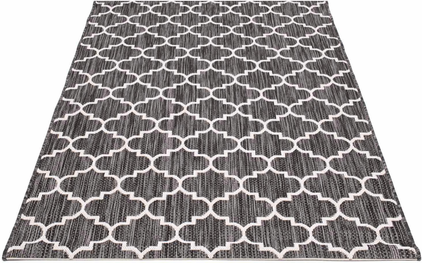 Teppich Sun 604 Carpet City rechteckig Höhe 5 mm maschinell gewebt