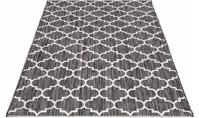 Teppich, »Sun 604«, Carpet City, rechteckig, Höhe 5 mm, maschinell gewebt kaufen