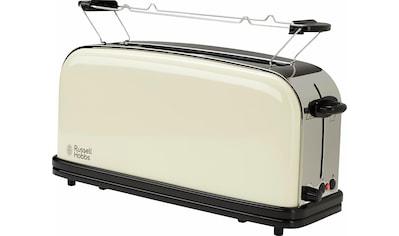 RUSSELL HOBBS Toaster »Colours Plus+ Classic Cream 21395 - 56«, 1000 Watt kaufen