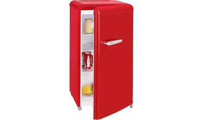 Exquisit Retro Kühlschrank : Standkühlschränke auf rechnung bestellen ratenkauf baur