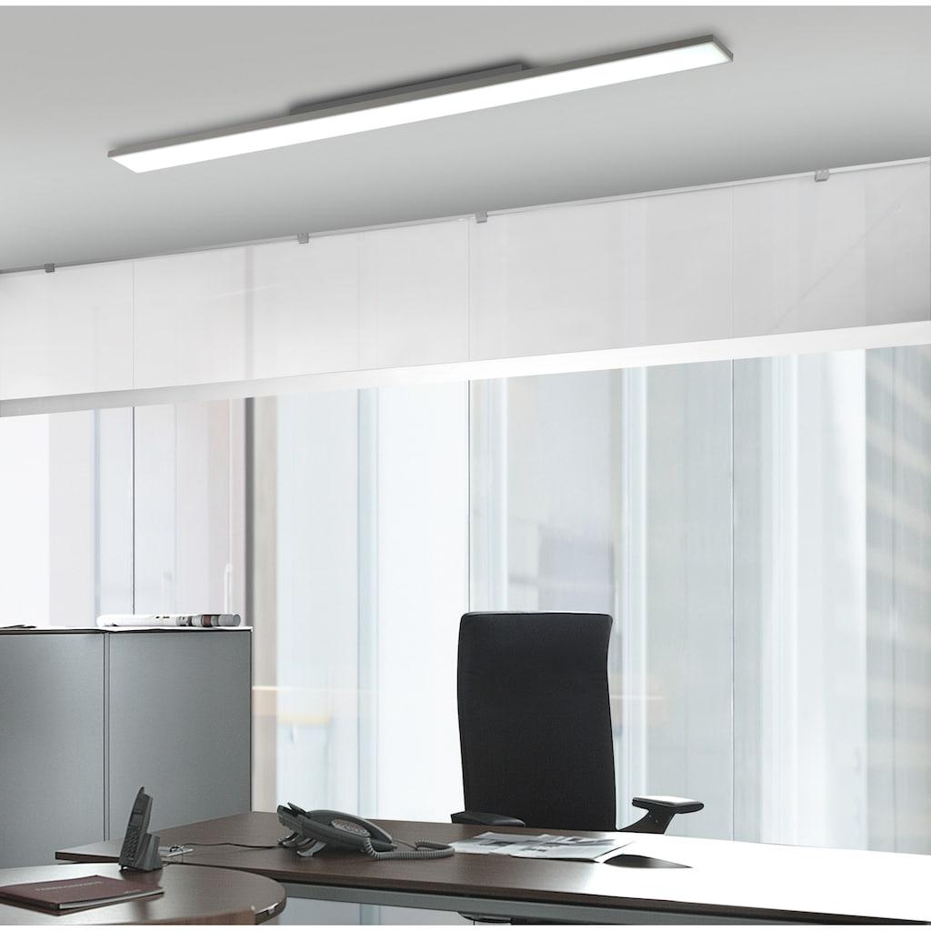 näve LED Panel »Carente«, LED-Board, 1 St., Warmweiß-Kaltweiß, Dimm- und Nachtlichtfunktion, rahmenlos