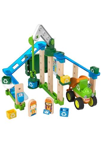 """Fisher - Price® Spiel - Gebäude """"Wunder Werker Recycling Center"""" kaufen"""